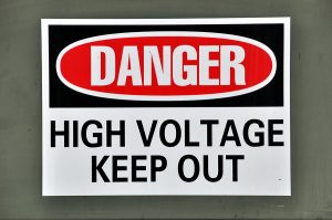 danger high_voltage
